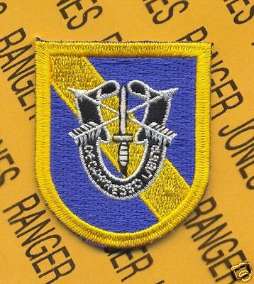 445th Special Forces Airborne Chemical Recon flash patch