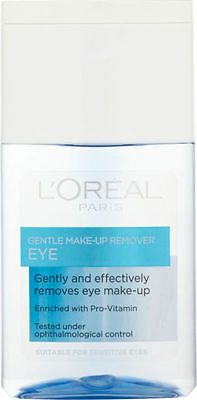 L'oreal Gentle Eye Make-Up Remover - 125Ml
