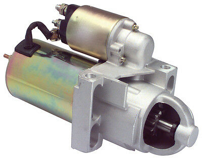 NEW CHEVY 305-350-454 HIGH-TORQUE MINI RACING STARTER 168T (with 2 BOLTS)
