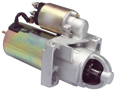 NEW CHEVY SBC BBC PMGR HIGH-TORQUE MINI RACING STARTER 168T  (with 2 Bolts)