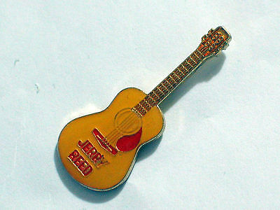 Vintage Jerry Reed Guitar Pin