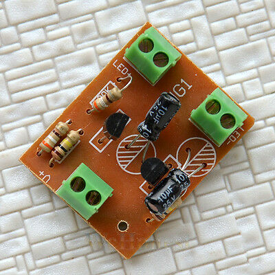 2 pcs compact Circuit Board to make the crossing signals flash Alternately