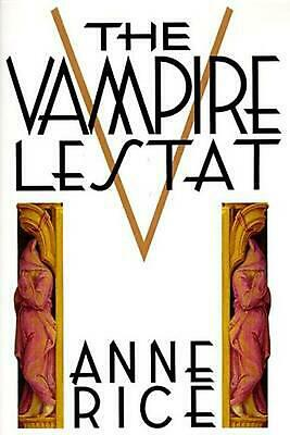 Vampire Lestat by Anne Rice (English) Hardcover Book Free Shipping!