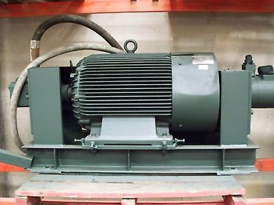 Electric Industrial Induction Motor 75kw
