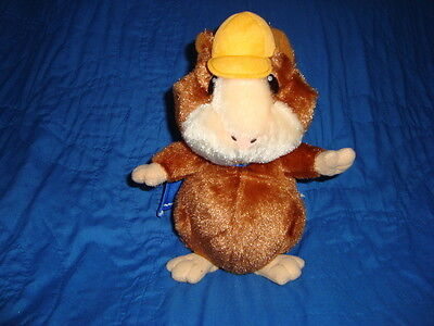 "Wonder Pets Plush Linny 10"" Fisher Price 2008 Mattel"