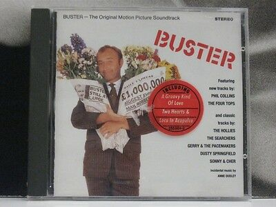 Phil Collins - Buster Soundtrack - Ost Cd Nm / Excellent