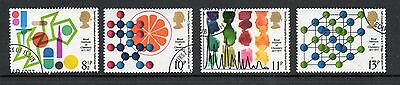 GB 1977 R I of Chemistry centenary fine used set stamps