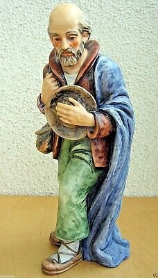 Goebel Hummel Figurine Hum #260 G Shepherd Standing Tm5 Large Nativity Set $620