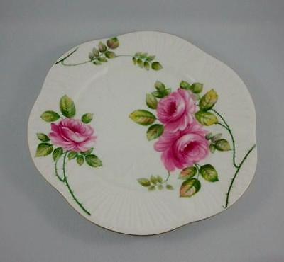 "Shelley "" Rambler Rose"" 7 1/4"" Plate"