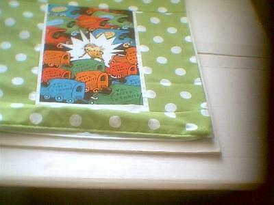 """Pillow COVER 16"""" Dr. Seuss The Lorax You need a Thneed"""