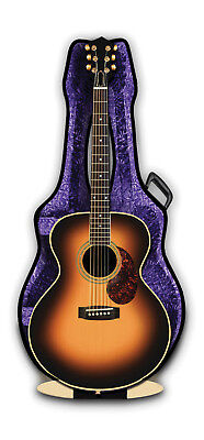 Music Gift 3D Acoustic Guitar Greeting Card Musician