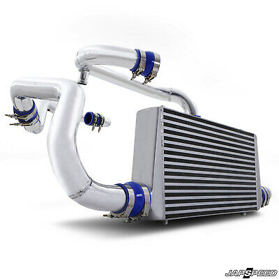 Japspeed Front Mount Intercooler Fmic Kit For Subaru Impreza Classic Wrx Sti