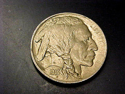 FREE SHIPPING 1913 P TYPE 1 INDIAN Buffalo Nickel BU UNC +++++ BUY IT NOW OFFER