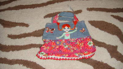 Rare Nwt New Tcp The Children's Place Pippi Purse