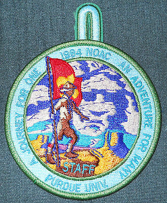 1994 NOAC Staff Patch MINT! OA National Order of the Arrow Conference