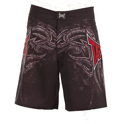 Bnwt Tapout Black Corruption Mma Shorts Ufc Tuf 30 32 34 36 38