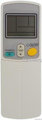 REPLACEMENT DAIKIN  Air Conditioner Remote Control  ARC423A1