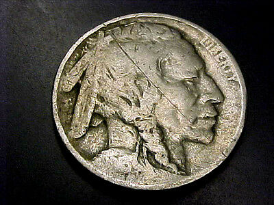 FREE SHIPPING RARE 1913 P TYPE 1 INDIAN Buffalo Nickel FINE BUY IT NOW OR OFFER