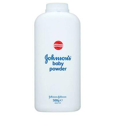 Johnson's Baby Powder - 500G