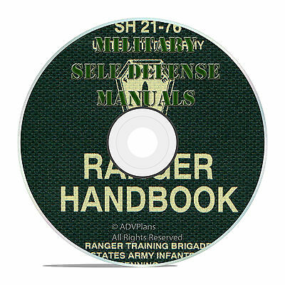 Us Army Special Forces Self Defense, The Army Ranger Handbook Of Survival Dvd