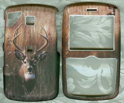 camouflage BUCK DEER PHONE HARD COVER CASE PANTECH REVEAL C790 790 AT&T