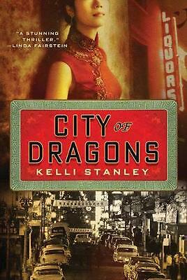City of Dragons by Kelli Stanley (English) Paperback Book Free Shipping!