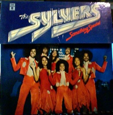 """The Sylvers Something Special Disco Funk Soul Italy Capitol 1976 """"wing cover"""""""