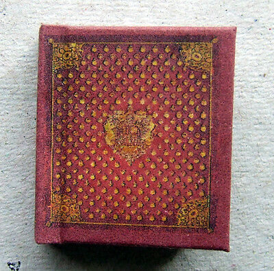 Dollshouse Miniature Book - Book of Hours