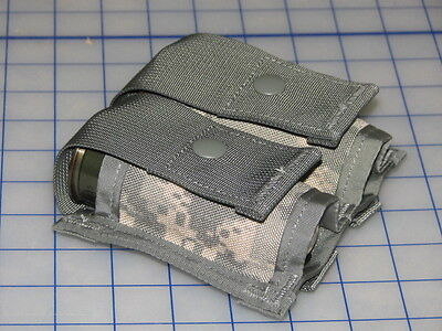 US military MOLLE 40MM pouch double ACU special defense digital NEW GI army issu