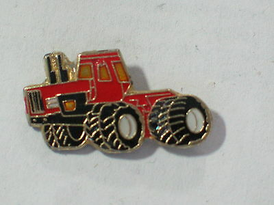 Vintage Tractor 4 WH Red Pin (#65)