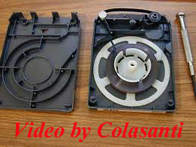 Fix One 8 Track Audio Tape and Transfer to CD ~ Repair 8-Track Tape Service