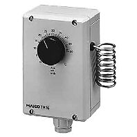 Maico TH 16 surface mounted Fan controller temperature sensor thermostat.