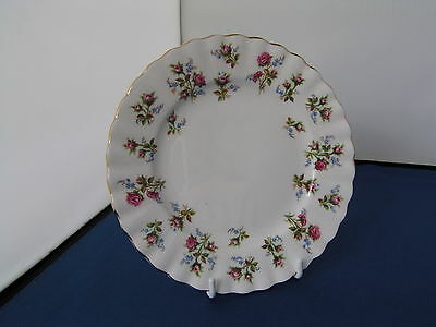 "ROYAL ALBERT ""WINSOME"" SIDE PLATE."