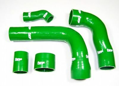 Forge Silicone Boost Hoses for the Focus RS MK2 [FMKTFRS2 Green]
