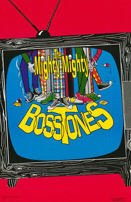 Poster : Music : Mighty Mighty Bosstones   -  Free Shipping !  #6522 Rc40 S