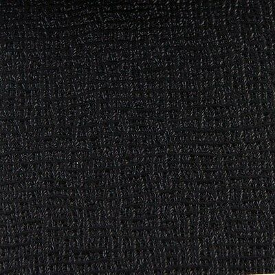 "NEW - Tolex amplifier/cabinet covering 1 yard x 18"" high quality, Black Panama"