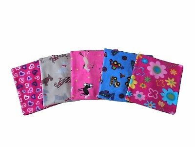Car BOOSTER Seat POTTY TRAINING Waterproof Piddle Pad Mat patterned Tumble Dry