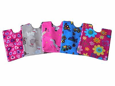 2x CAR SEAT Waterproof POTTY TRAINING Piddle Pad BUGGY Mat Patterned TUMBLE DRY