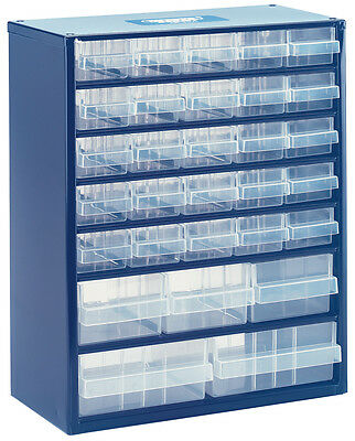 DRAPER EXPERT 30 DRAWER STORAGE CABINET 307x146x375mm - FREE DELIVERY(DRA89470)