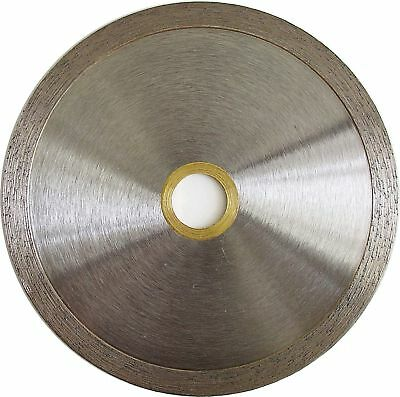 "5"" Premium Wet Dry Cutting Continuous Rim Tile Diamond Saw Blade"