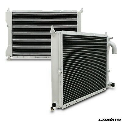 40mm ALUMINIUM ALLOY RADIATOR RAD FOR FIAT COUPE 2.0 20V TURBO 96-00 MANUAL