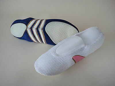 Mesh Gymnastic,Trampolining Shoes in DIFFERENT SIZES and colours