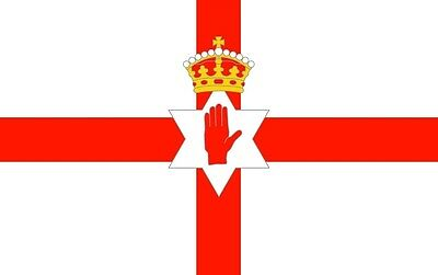 NORTHERN IRELAND 3X2 FLAG Londonderry Derry Armagh Irish flags