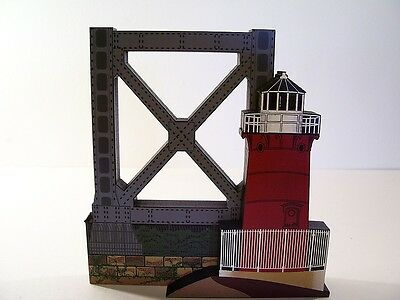 Jeffry's Hook Lighthouse New York Shelia's Collectible