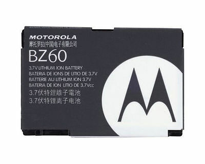 Oem Original Motorola Bz60 Battery For V3Xx V6 Maxx Razr V3 Pebel