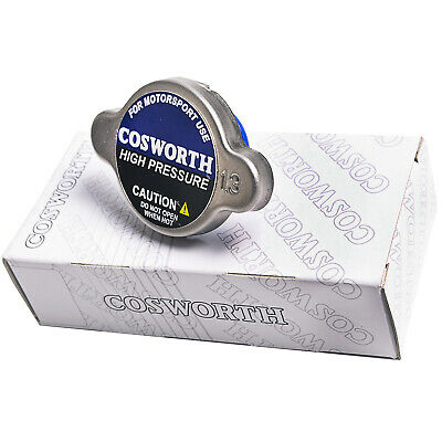 Cosworth High Pressure 1.3 Bar Radiator Cap For Subaru Nissan Honda Mitsubishi