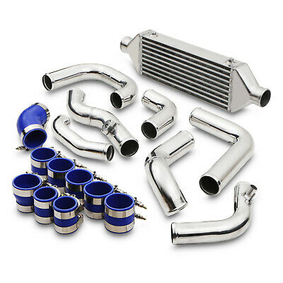 Aluminium Turbo Front Mount Intercooler Fmic Kit For Audi A3 S3 8L 1.8T 225 Bhp