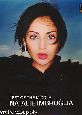 Poster:music : Natalie Imbruglia - Left Of The - Free Ship - #lpo576 Rp83 G