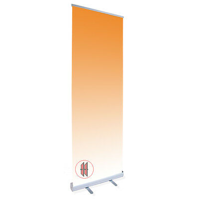 Messe Banner Roll Up Display 200x60cm Eco Roll-Up