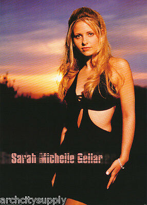 Poster : Tv : Buffy - Sarah Michelle Gellar - Free Shipping ! #pf2115 Lw10 A